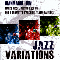 Gianmario Liuni - sheets music - Jazz Variations