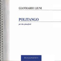 Gianmario Liuni - sheets music - Politango